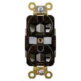NEMA 3-Wire Straight Blade Receptacles