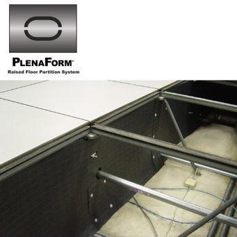 PlenaForm – Under Raised Floor Air Baffle