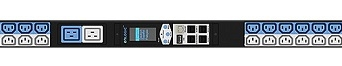 Metered, Outlet Switched PDU EN2113X2115