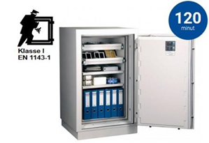 Fireproof safe S 120 DIS