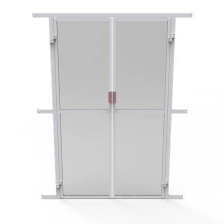 Double Hinged Door 42U